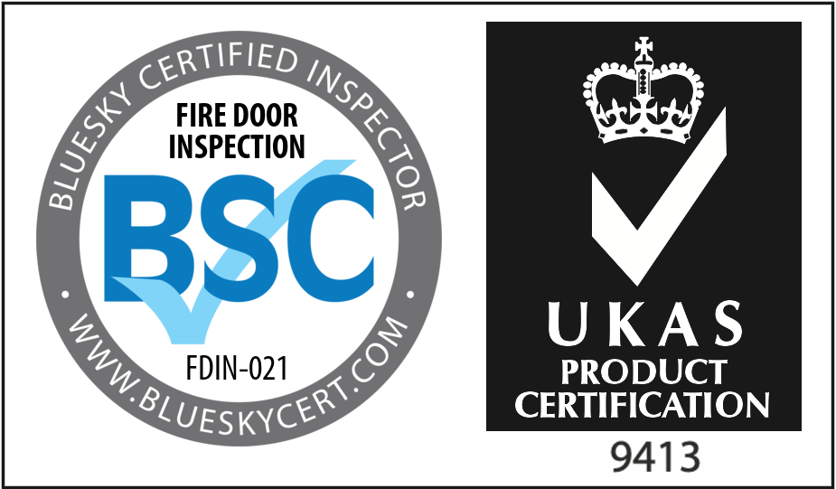 Fire door Inspection accreditation - Fire Door safety with Select Safety Services