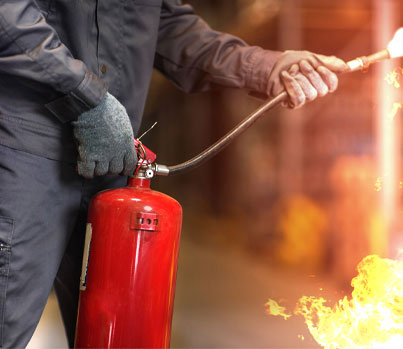 Emergency fire exit sign and fire - Fire door safety courses, Select Safety Services Essex