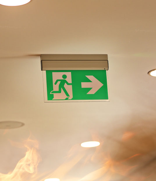 Fire exit, fire safety and fire door installation courses from Select Safety Services Essex